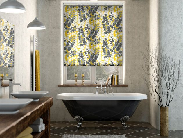 The right window blinds for your bathroom or kitchen